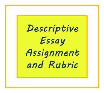 Five Part Essay Rubric - American History - Baade